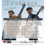 BRUSKERS TOUR 2015
